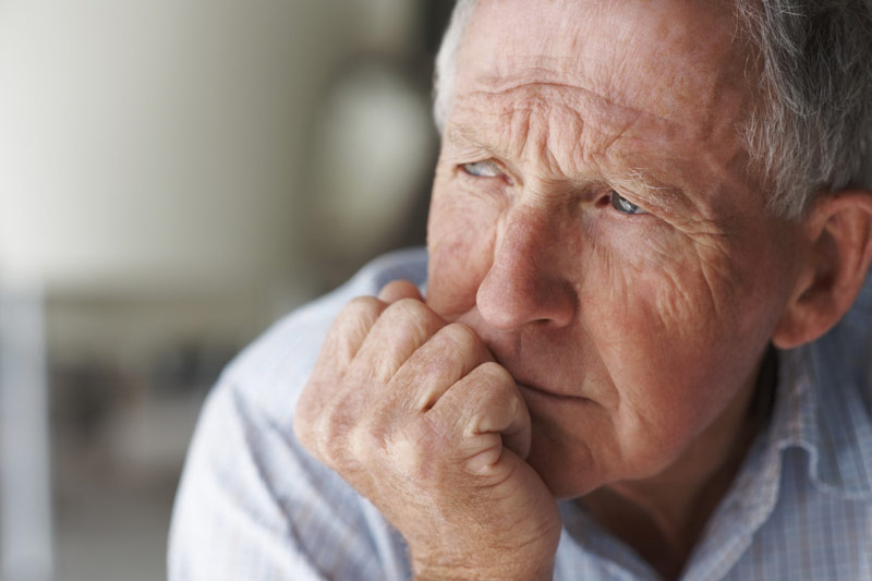 should the elderly live in old